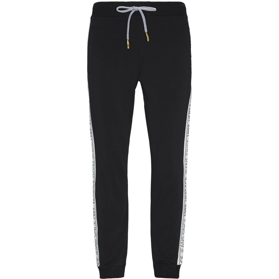 c722752b95f A2GTB1FI 13850 - A2GTB1FI Sweatpants - Bukser - SORT - 1. Versace Jeans