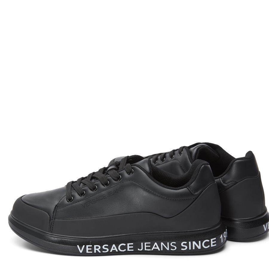 EOYTBSN1 70992 - Eoytbsn1 - Linea Fondo Sneaker - Sko - SORT/SORT - 3
