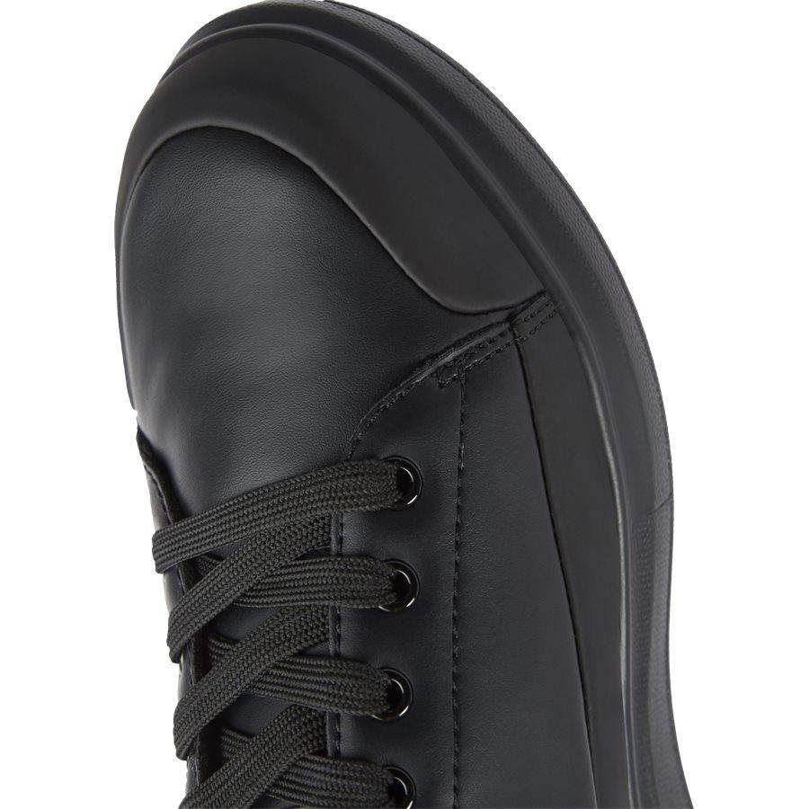 EOYTBSN1 70992 - Eoytbsn1 - Linea Fondo Sneaker - Sko - SORT/SORT - 4