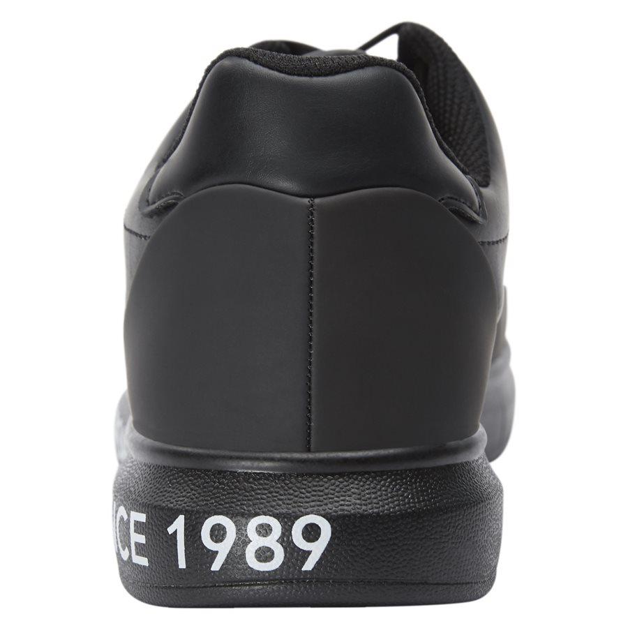 EOYTBSN1 70992 - Eoytbsn1 - Linea Fondo Sneaker - Sko - SORT/SORT - 7