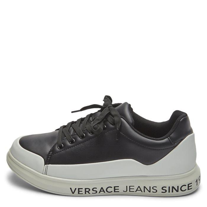 Eoytbsn1 Sneaker - Sko - Sort