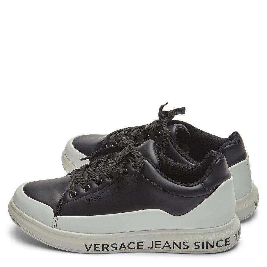 EOYTBSN1 70992 - Eoytbsn1 Sneaker - Sko - SORT - 3