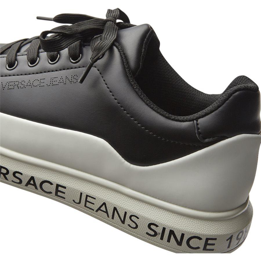 EOYTBSN1 70992 - Eoytbsn1 - Linea Fondo Sneaker - Sko - SORT - 5