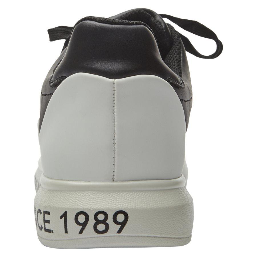 EOYTBSN1 70992 - Eoytbsn1 Sneaker - Sko - SORT - 7