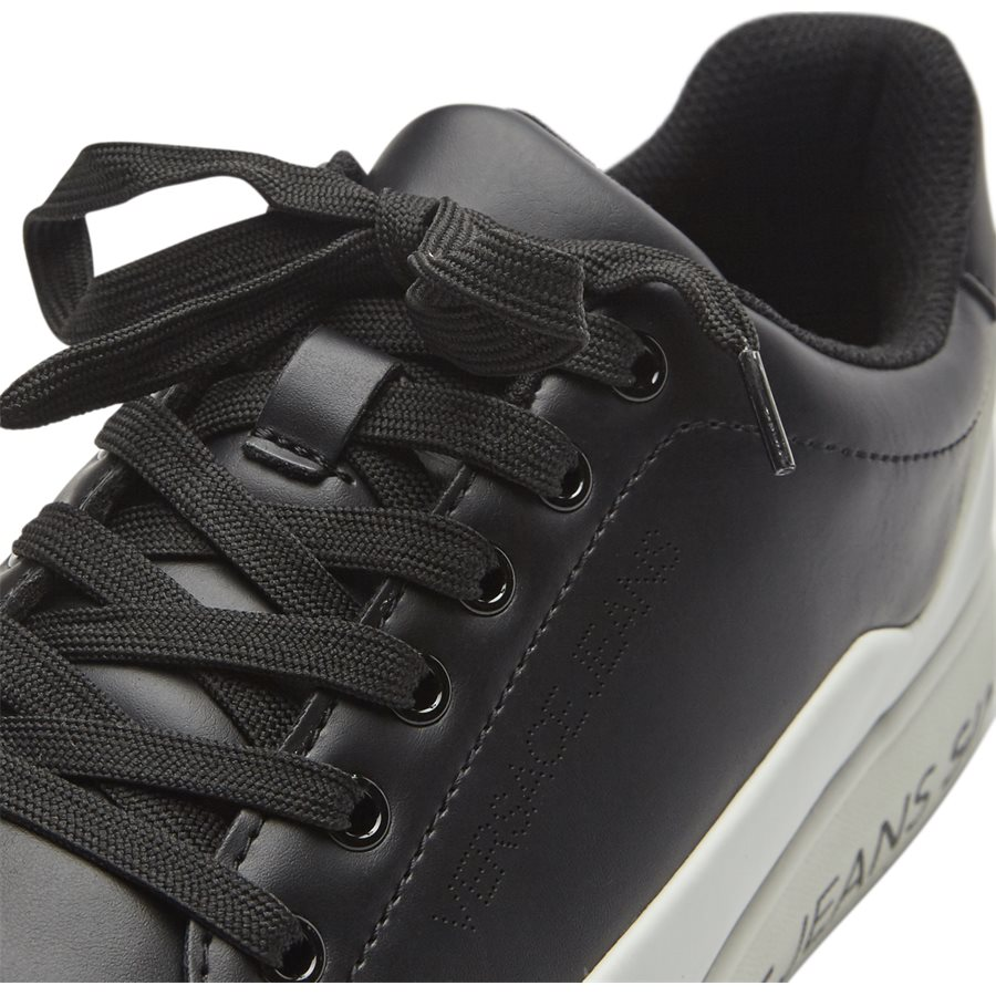 EOYTBSN1 70992 - Eoytbsn1 - Linea Fondo Sneaker - Sko - SORT - 10