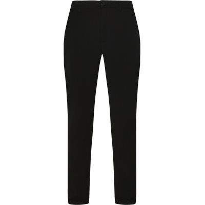 Rome Pants Tapered fit | Rome Pants | Sort