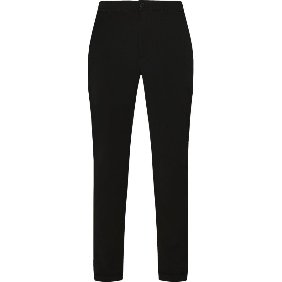 ROME PANTS - Rome Pants - Bukser - Tapered fit - SORT - 1