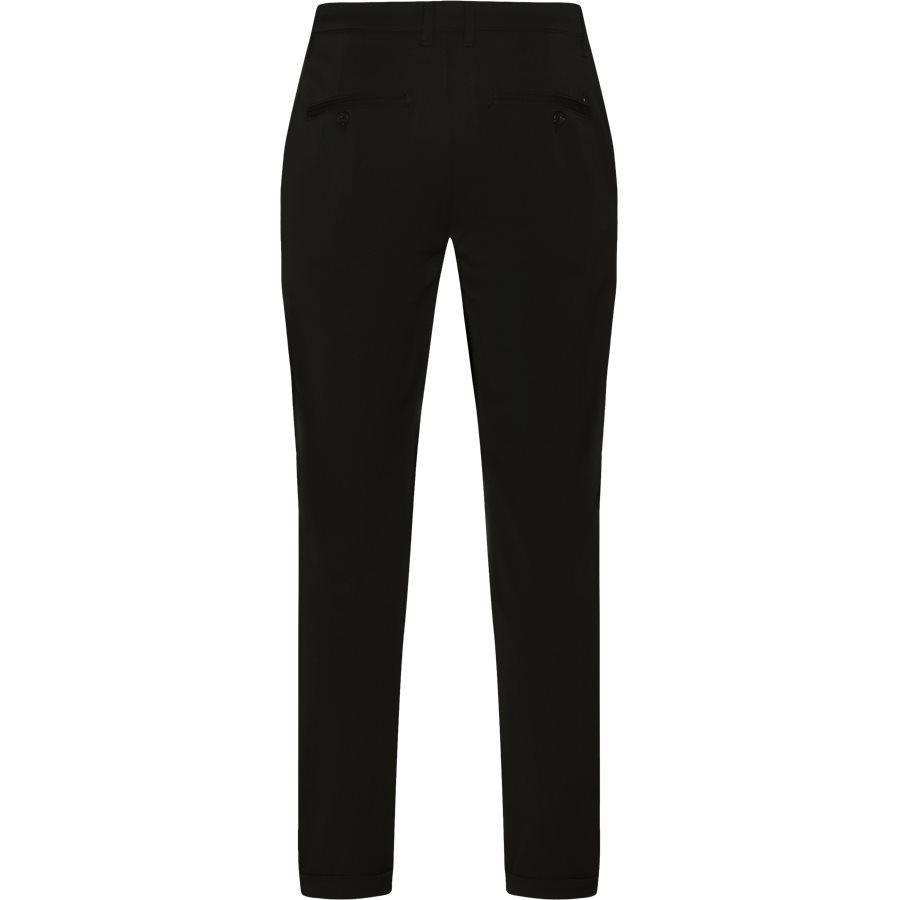 ROME PANTS - Rome Pants - Bukser - Tapered fit - SORT - 2