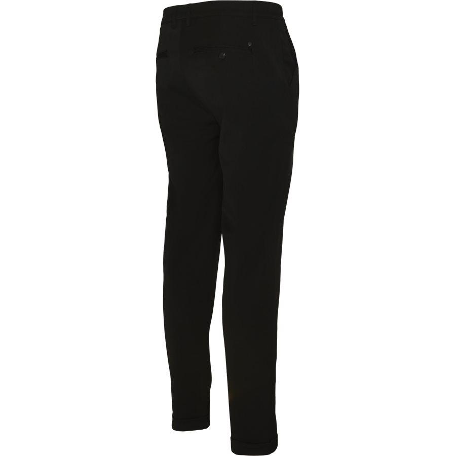 ROME PANTS - Rome Pants - Bukser - Tapered fit - SORT - 3