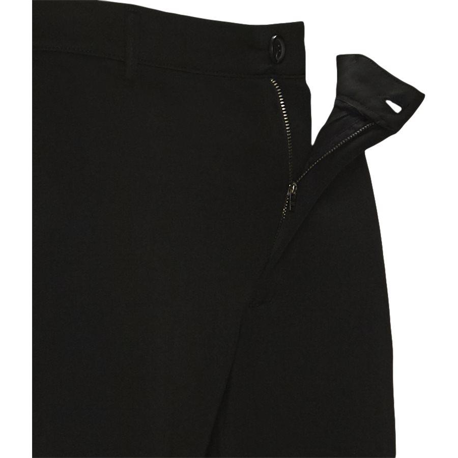 ROME PANTS - Rome Pants - Bukser - Tapered fit - SORT - 4
