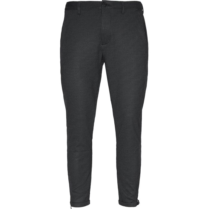 Pisa - Bukser - Tapered fit - Grå