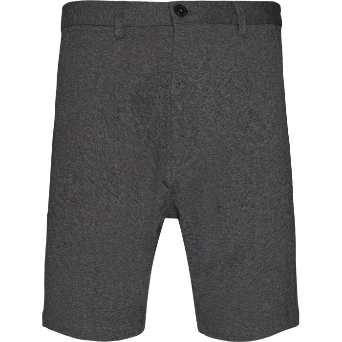Jason Chino Shorts - Shorts - Regular - Grå