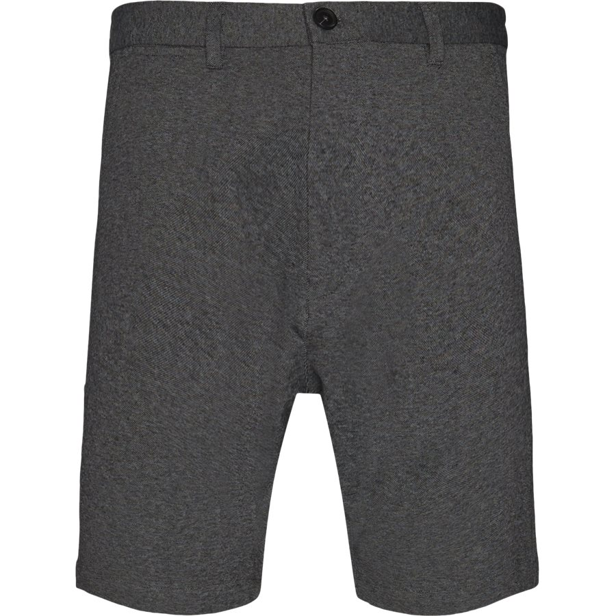 JASON CHINO SHORTS - Jason Chino Shorts - Shorts - Regular - GRÅ - 1
