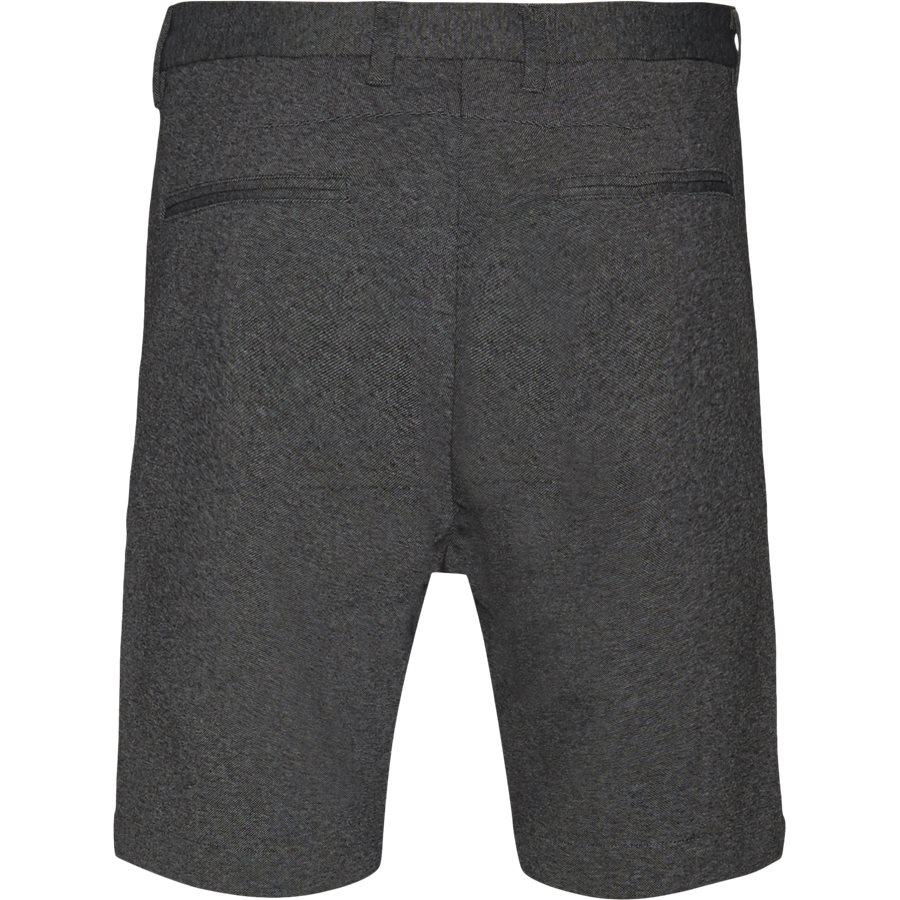 JASON CHINO SHORTS - Jason Chino Shorts - Shorts - Regular - GRÅ - 2