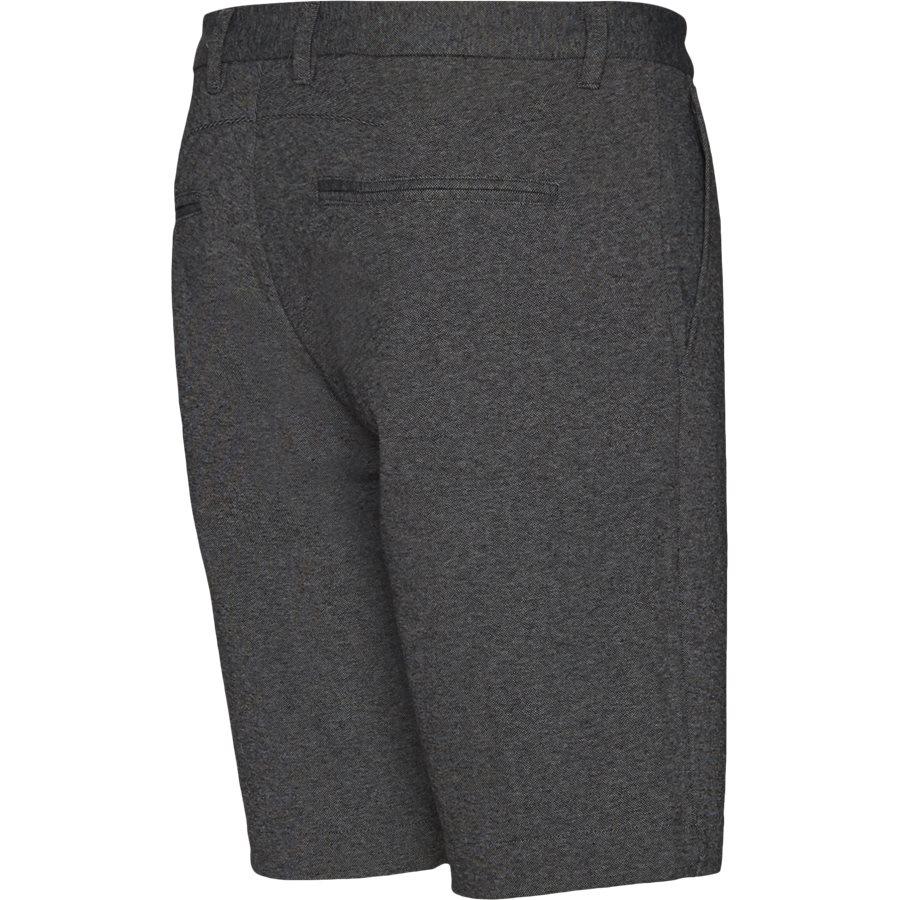 JASON CHINO SHORTS - Jason Chino Shorts - Shorts - Regular - GRÅ - 3