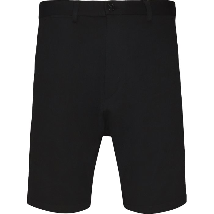Jason Chino Shorts - Shorts - Regular - Sort
