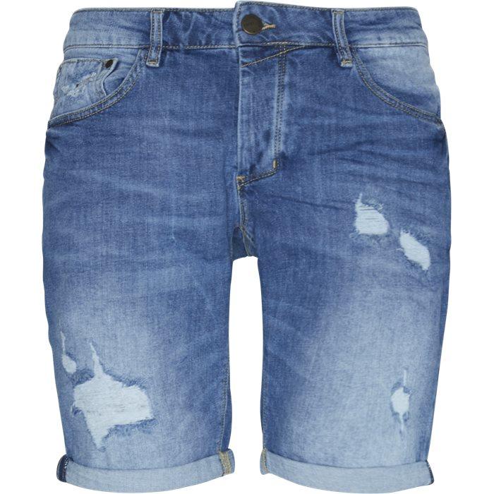Jason Shorts - Shorts - Regular - Denim