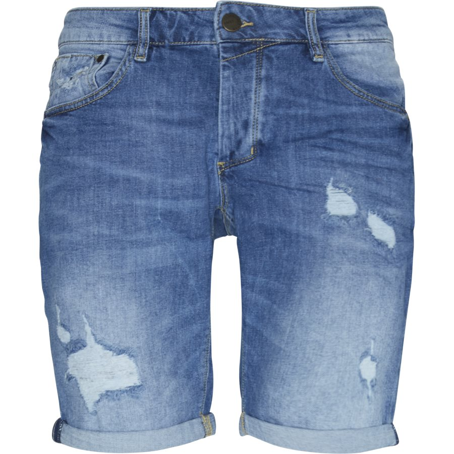 JASON K1819 LT RS1176 - Jason Shorts - Shorts - Regular - DENIM - 1