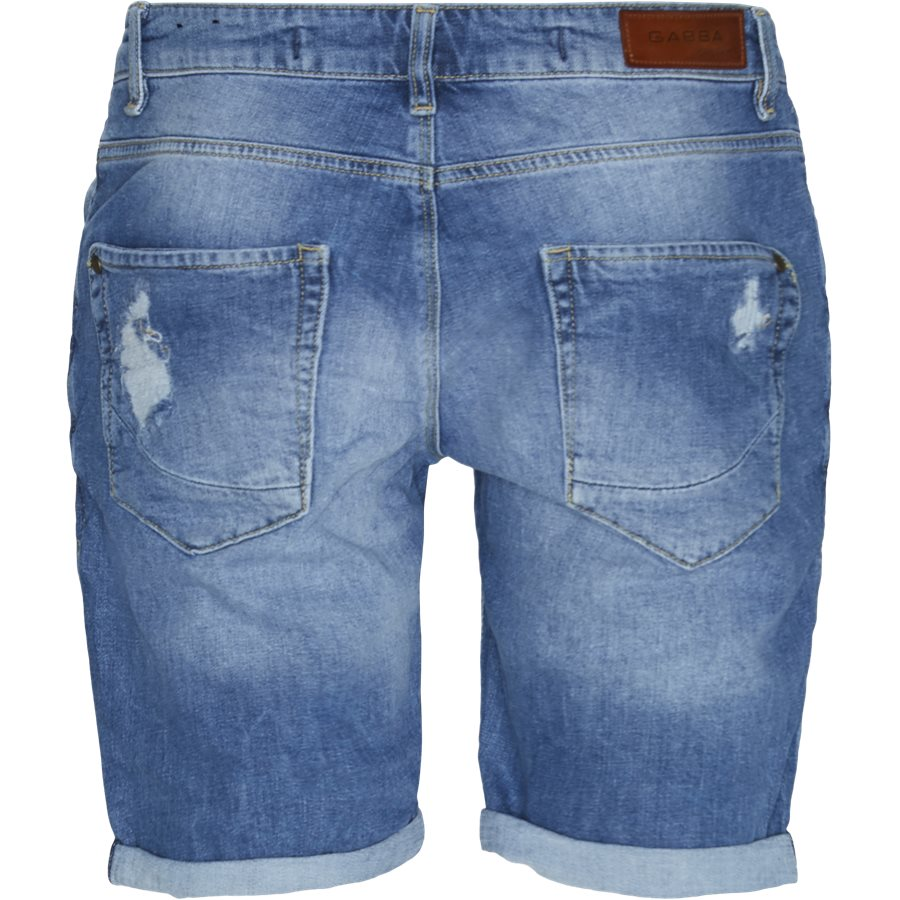 JASON K1819 LT RS1176 - Jason Shorts - Shorts - Regular - DENIM - 2