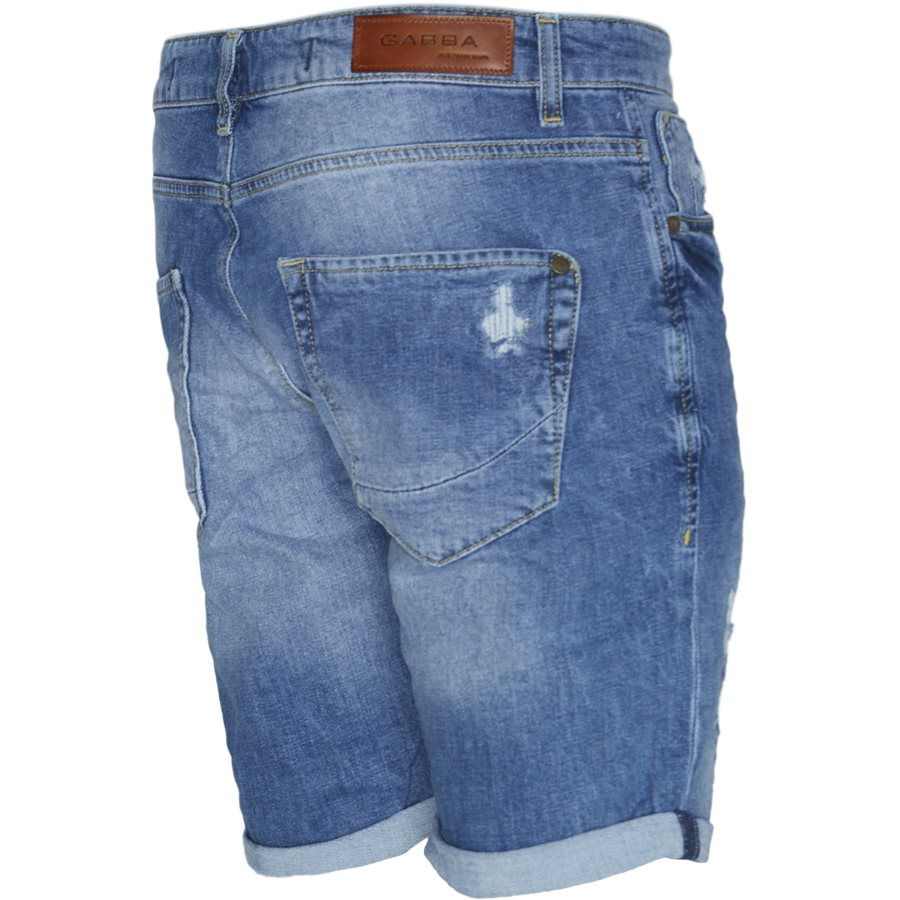 JASON K1819 LT RS1176 - Jason Shorts - Shorts - Regular - DENIM - 3