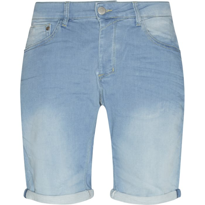 Jason Shorts - Shorts - Regular - Blå
