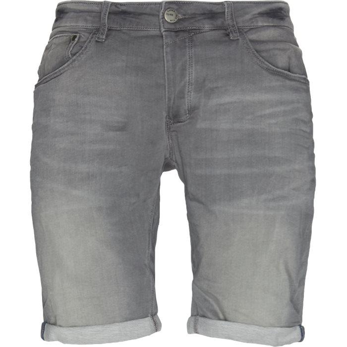 Jason Shorts - Shorts - Regular - Grå