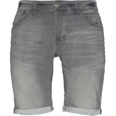 Jason Shorts Regular | Jason Shorts | Grå