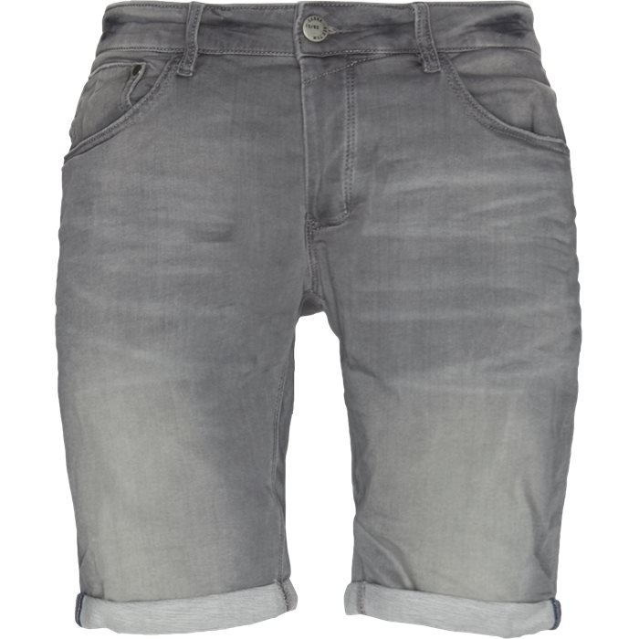 Jason Shorts - Shorts - Regular - Grå