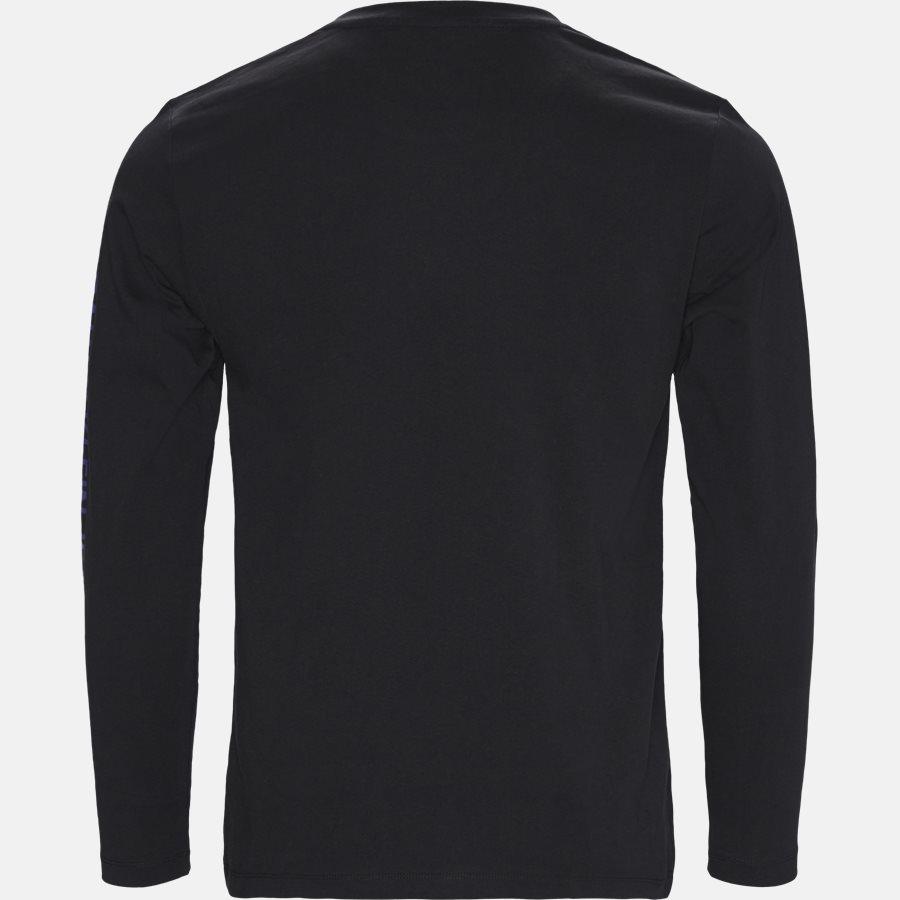 J30J310401 - T-shirts - Regular fit - BLK/WHI - 2
