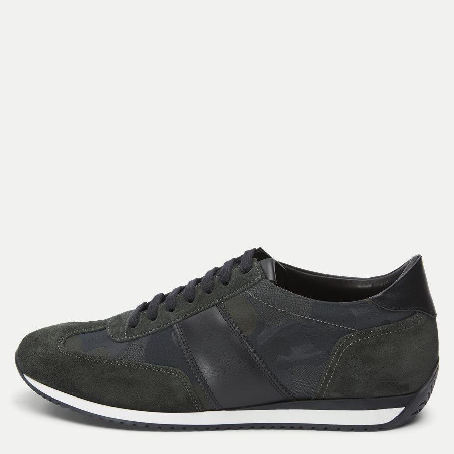 F298 - F298 Sneaker - Sko - GRØN - 1