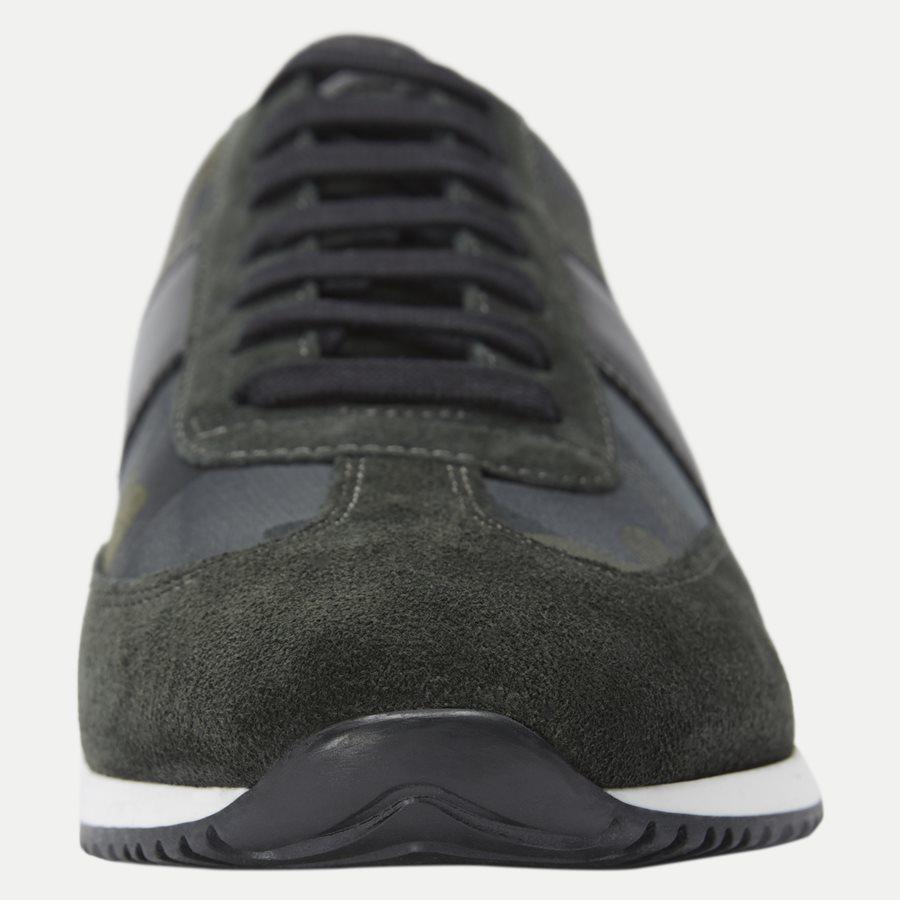 F298 - Shoes - GRØN - 6