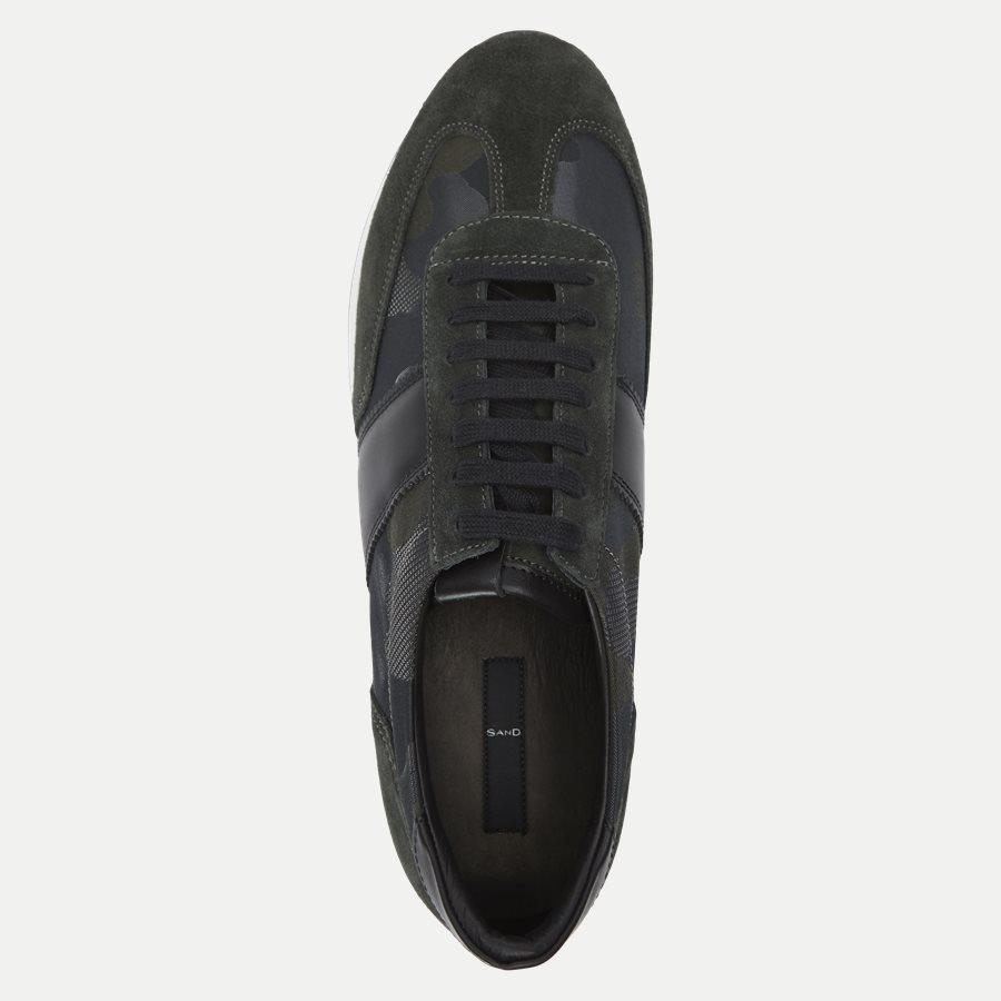 F298 - Shoes - GRØN - 8