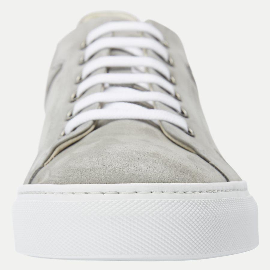 F328 - Shoes - GRÅ - 6