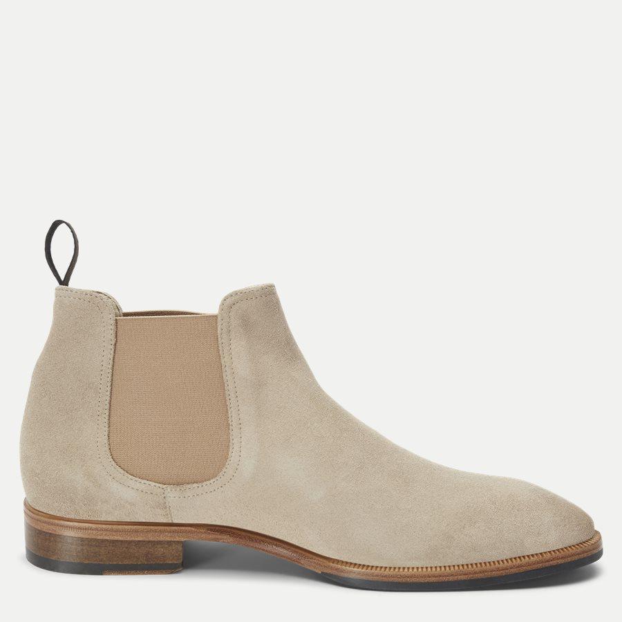 F296 - Shoes - BRUN - 2