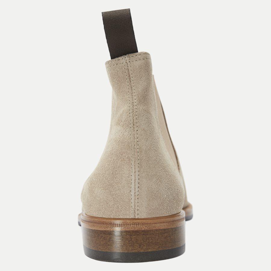 F296 - Shoes - BRUN - 7