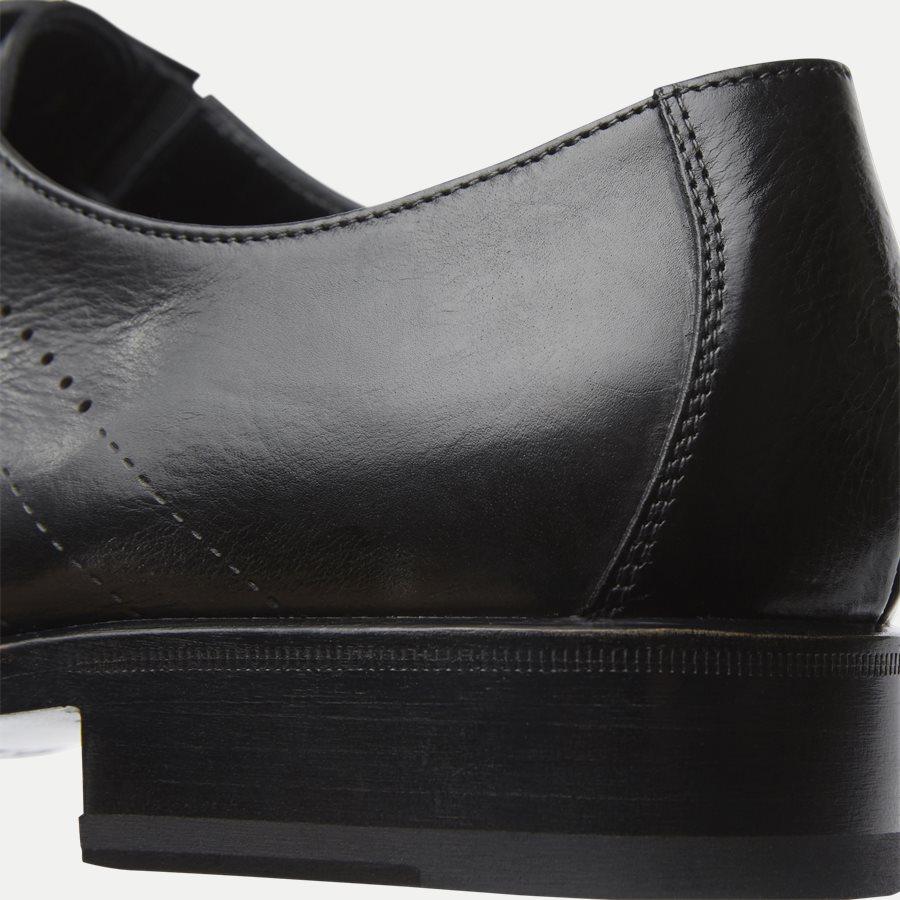 F333 - Shoes - SORT - 5