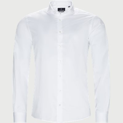 Dressed 2-Ply Shirt Tailored fit | Dressed 2-Ply Shirt | Hvid