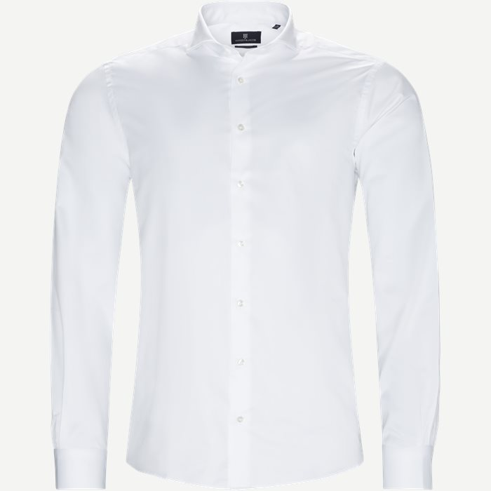 Shirts - Tailored fit - White