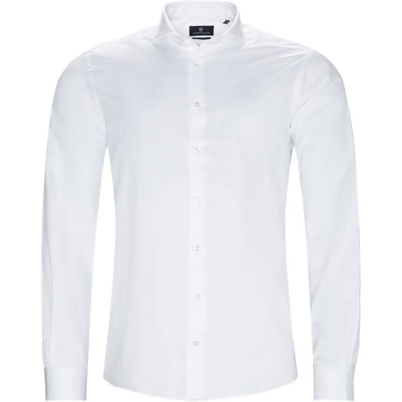 hansen & jacob - dressed 2-ply shirt fra hansen & jacob