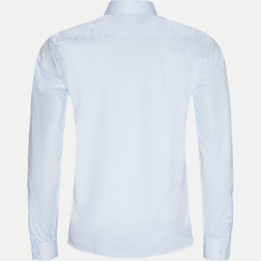 91003T DRESSES SHIRT 2-PLY - Dressed 2-Ply Shirt - Skjorter - Tailored fit - LYSBLÅ - 2