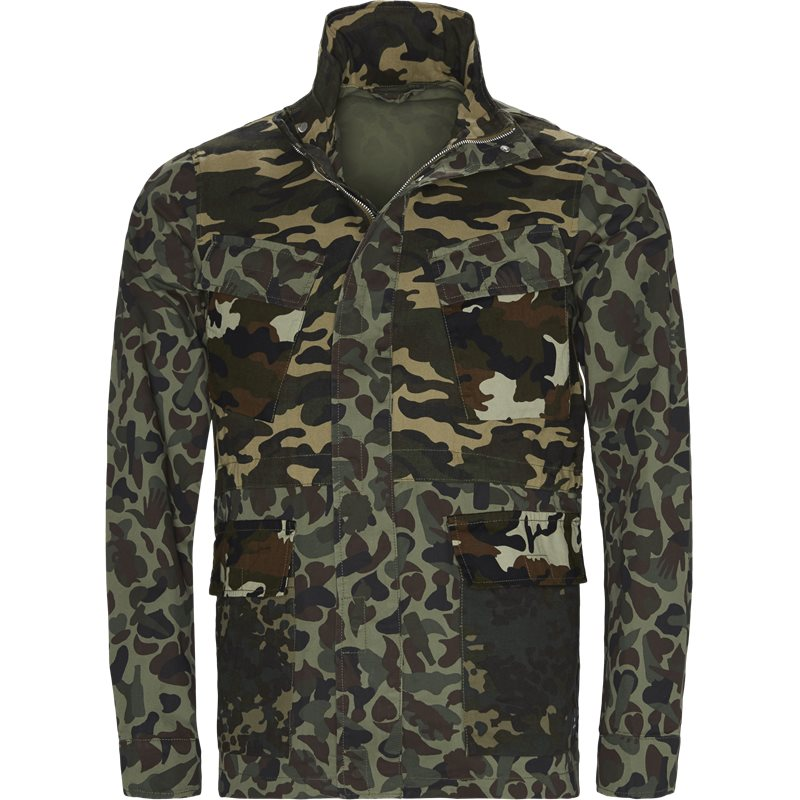 Billede af PS by Paul Smith Regular fit M2R 110T A20525 Jakker Camo