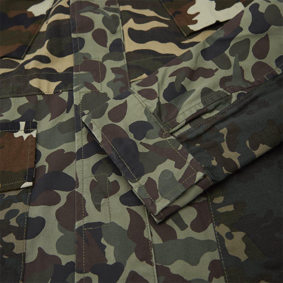 M2R 110T A20525 - Jakker - Regular fit - CAMO - 9