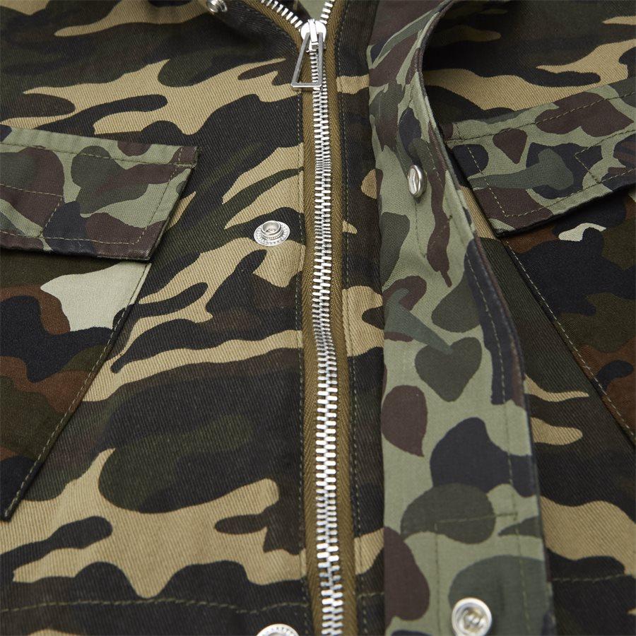 M2R 110T A20525 - Jakker - Regular fit - CAMO - 10