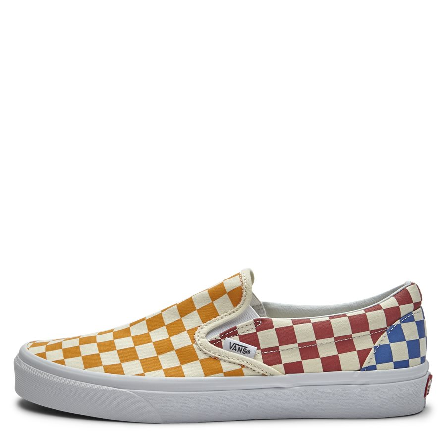 SLIP ON VN0A38F7VLV - Shoes - GUL - 1