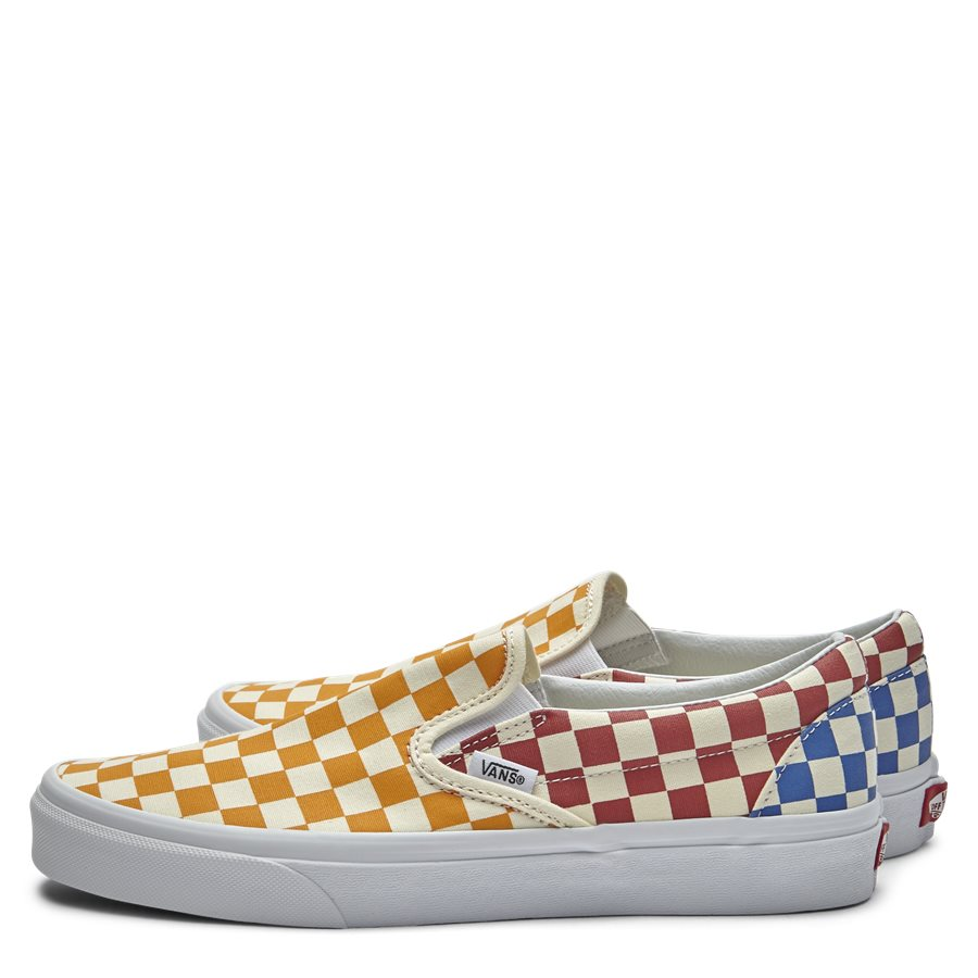 SLIP ON VN0A38F7VLV - Shoes - GUL - 3