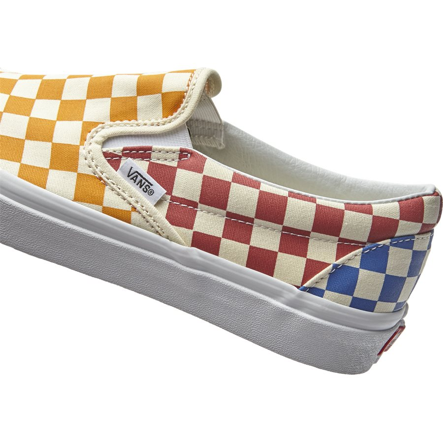 SLIP ON VN0A38F7VLV - Shoes - GUL - 5