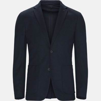 Fitted body | Blazer | Blå