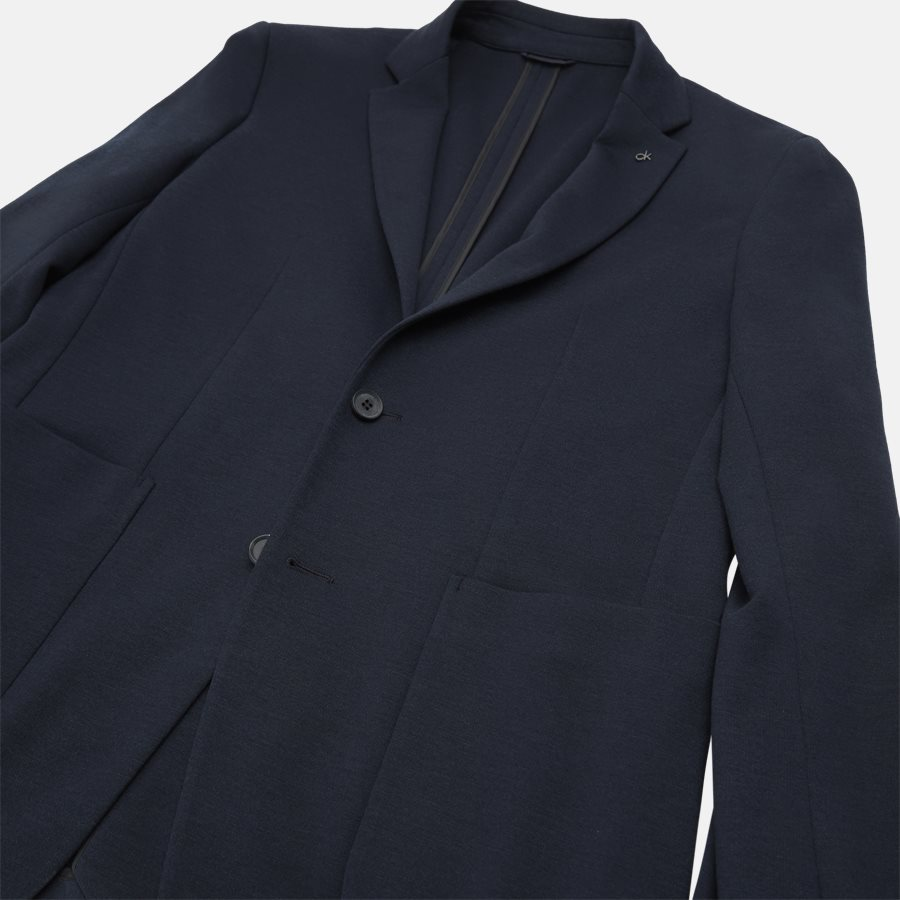 K10K103428 UNCONSTRUCTED  - Blazer - Fitted body - NAVY - 6