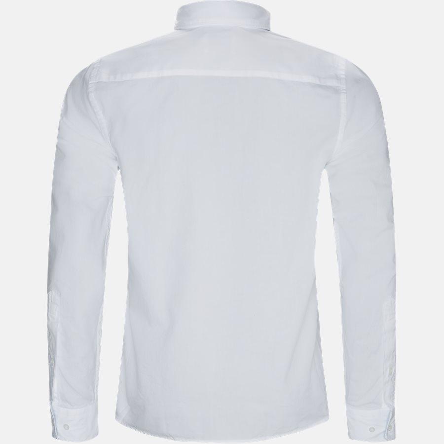 K10K102293 BTN OXFORD  - Skjorter - Regular fit - HVID - 2