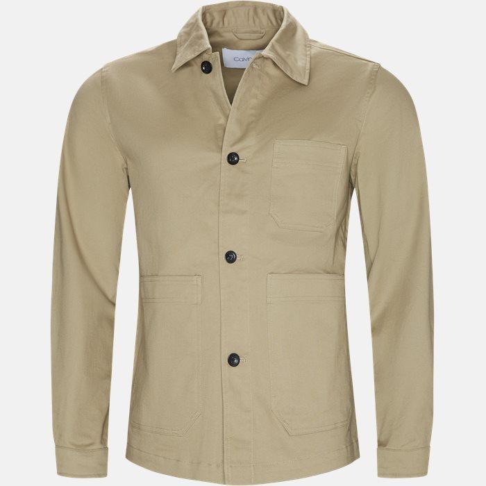 Skjorter - Regular fit - Sand